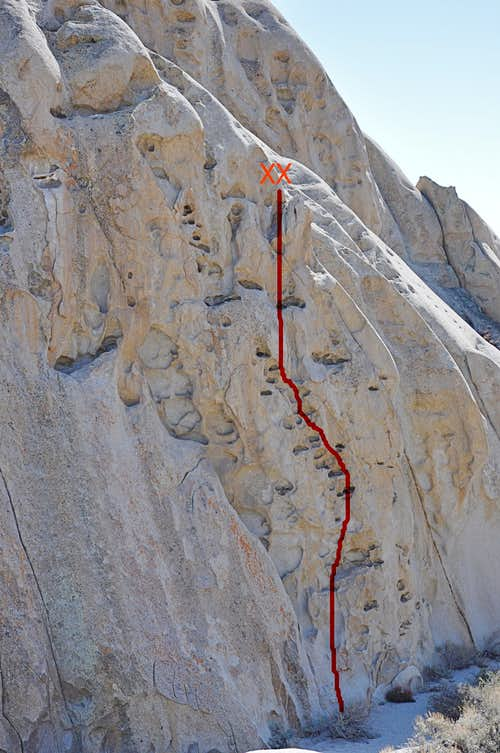 Miles From Nowhere, 5.9
