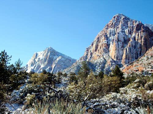 Snowy Pine Creek
