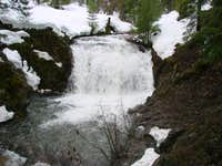 Rock Creek Falls
