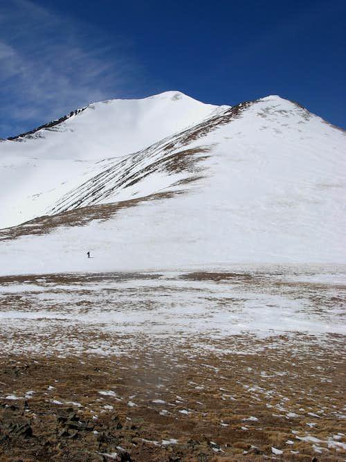 Long East Ridge in February
