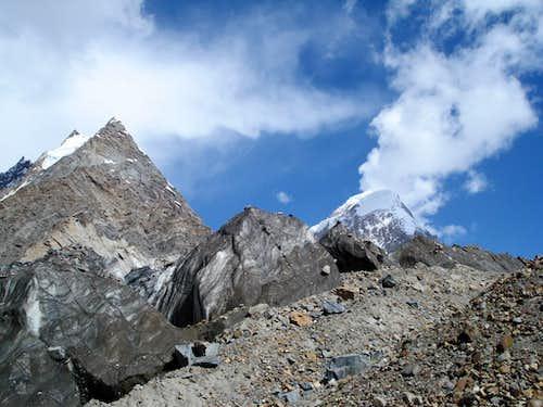 Peaks Around Hushe Valley