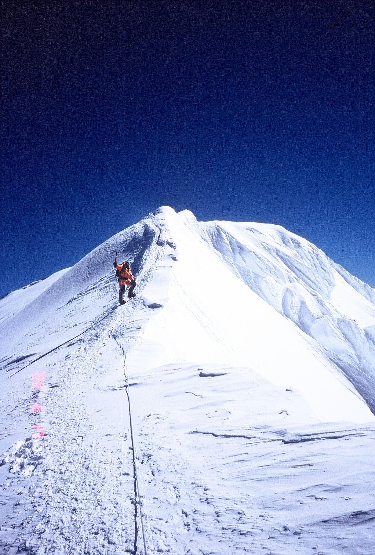 Redemption on Denali\'s West Buttress