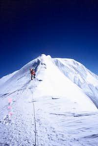 Nikos on WB Summit Ridge