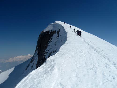Ridge of Petrechema