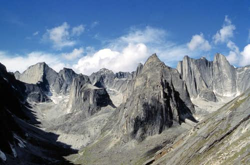 The Cirque of the Unclimbables