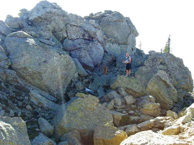 Crater Mountain (MT)