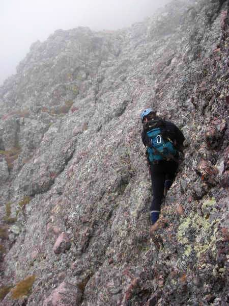 Another traverse section
