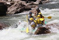 Royal Gorge Rafting