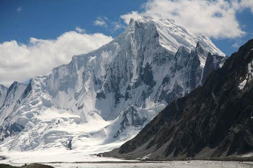 Un-named Peak, Near Concordia, Baltoro Glacier.
