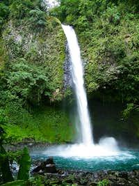 La Catarata de la Fortuna