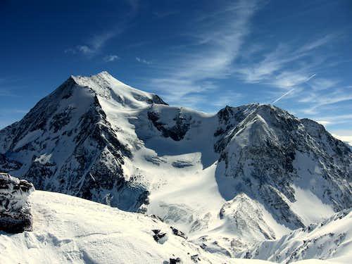 NORTH Face of Pourri (3779m)