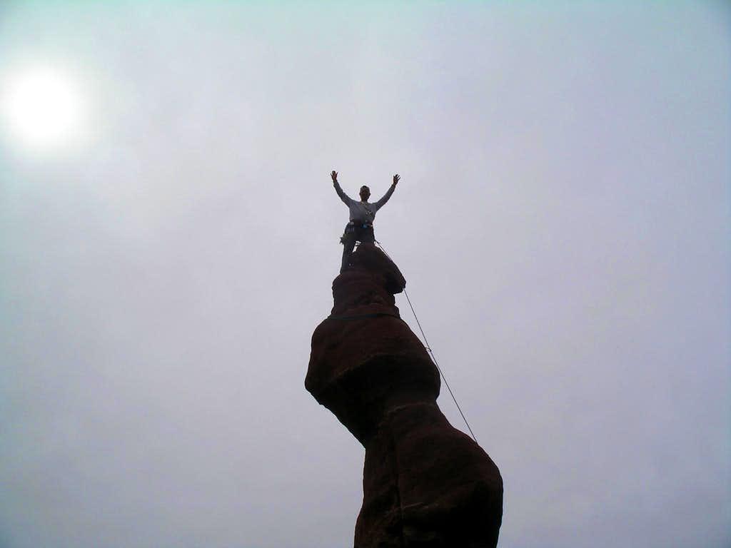 On Top of Stolen Chimney