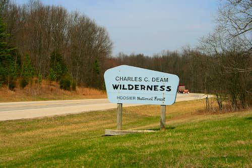 Charles C. Deam Wilderness