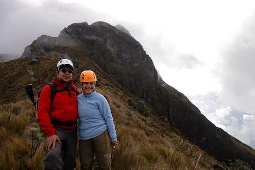 Imbabura trail