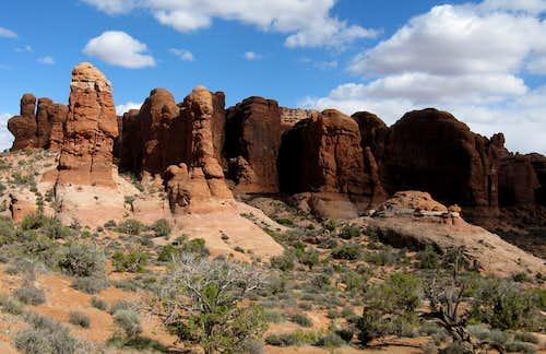 South Six-Shooter & Elephant Butte: Two Utah Desert Gems
