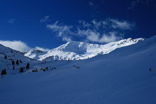 Pirin Under Snow