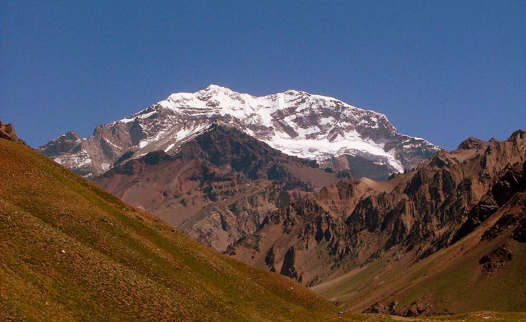 Aconcagua South Face