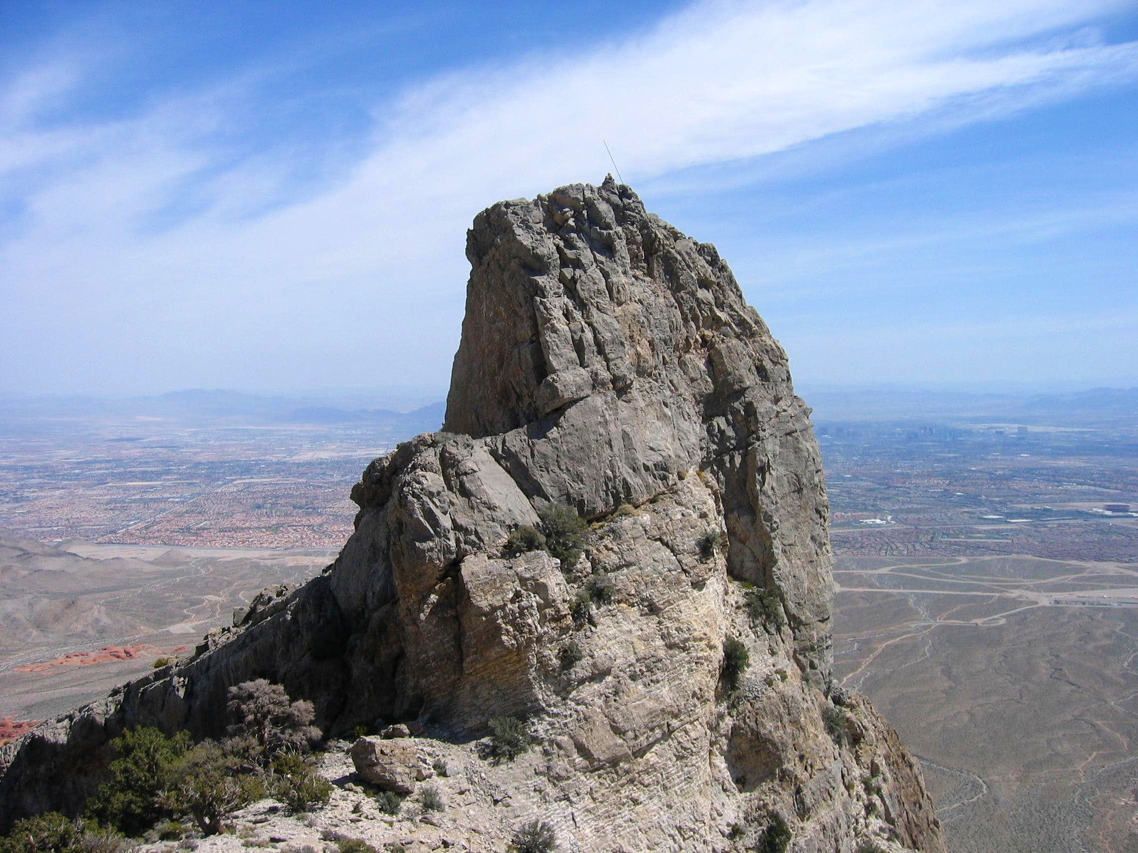 Pincushion Pinnacle