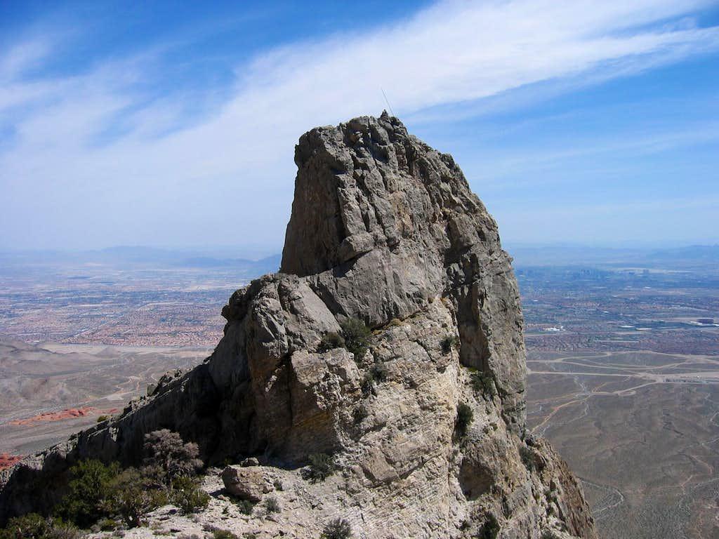 Pincushion Pinnacle