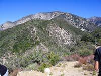 Third hill Iron Mountain trail