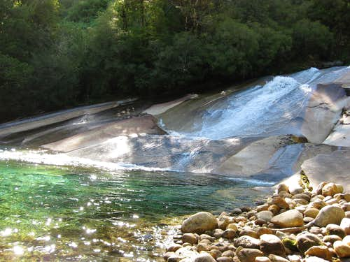 La Junta waterslides