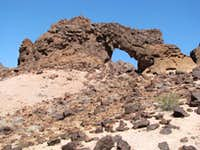 Indian Pass Arch