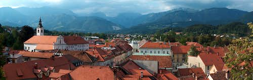 Kamnik, the perfect place to stay (and to visit !) half-way between the Slovenian Alps and Ljubljana