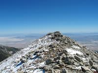 Ibapah Peak , a long way from anywhere