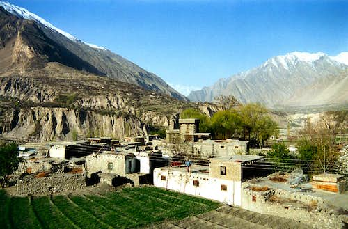 Ganish Village Hunza