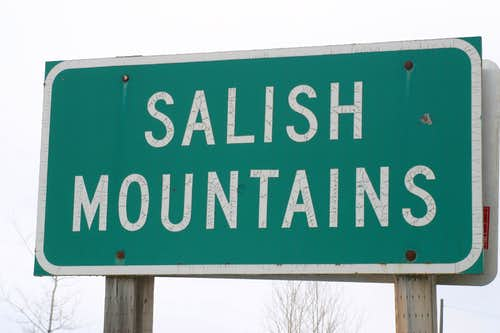 Salish Mountain