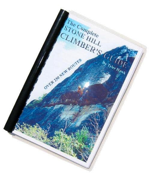 Stonehill Climber\'s Guide