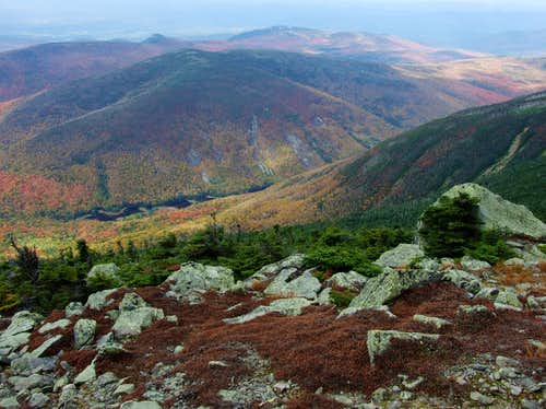 Mount Clough From Moosilauke