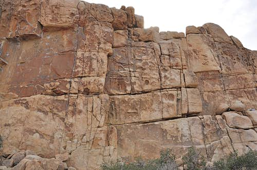 The Thin Wall-East Face