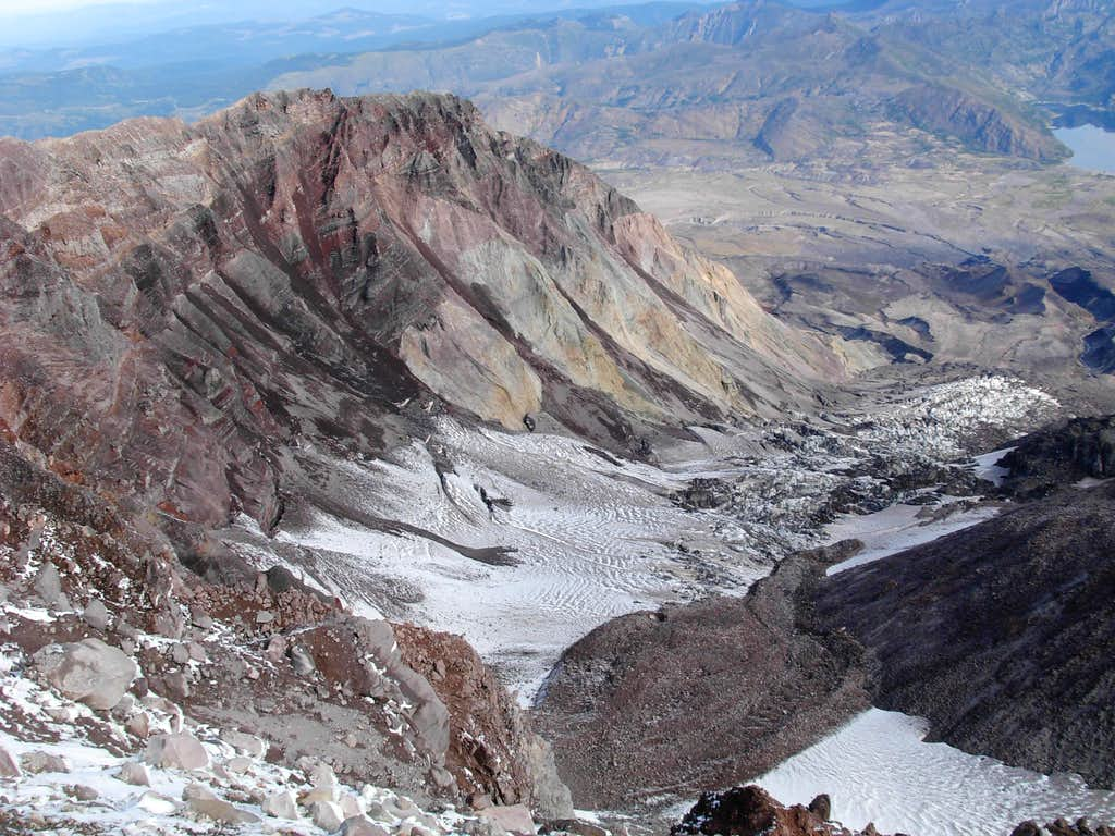 Crater - West Side
