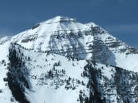 East Face of N/Timpanogos