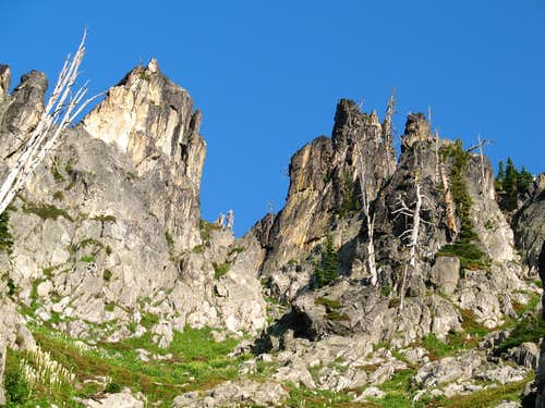 Fenn Mountain Crags