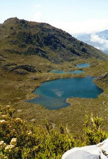 Cerro Ventisqueros from...