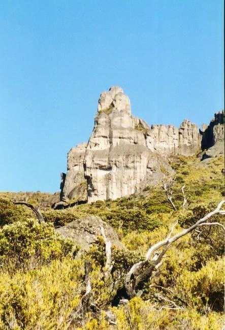 Cerro Crestones