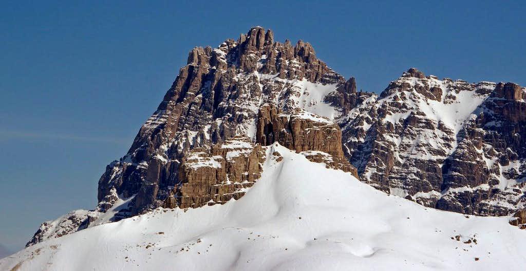 Views from Monte Piana - Punta dei Tre Scarperi