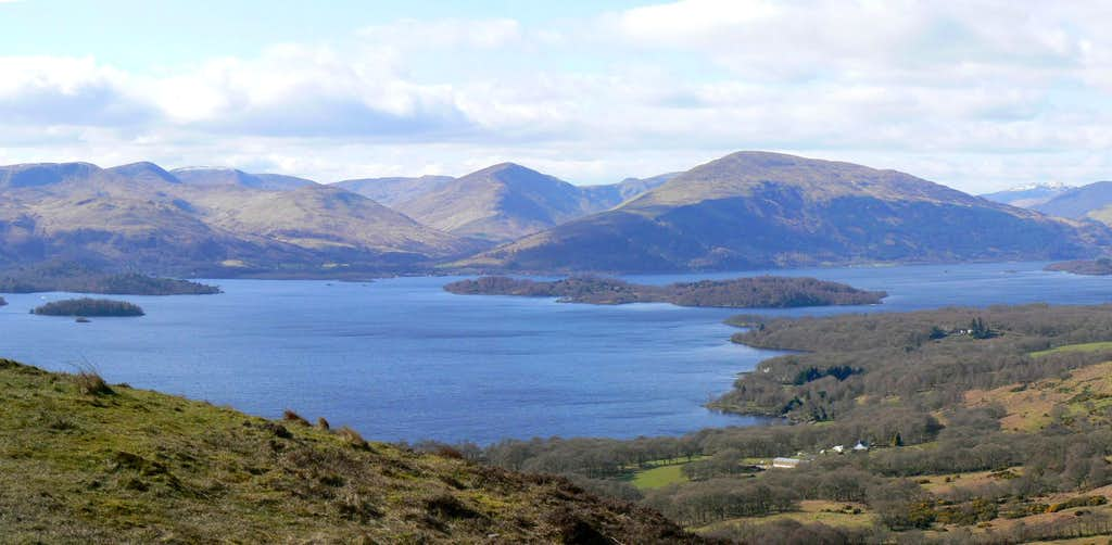 Loch Lomond & The Luss Hills