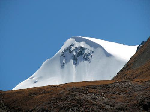 Jitanzhoma (6004m)