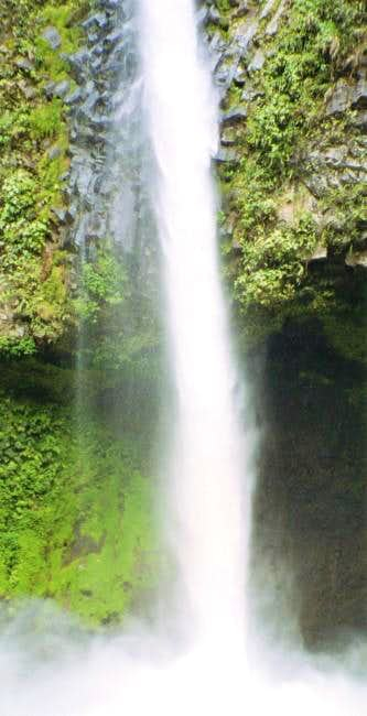 La Catarata de la Fortuna
