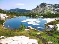 Unnamed Lake - South Three Links Basin