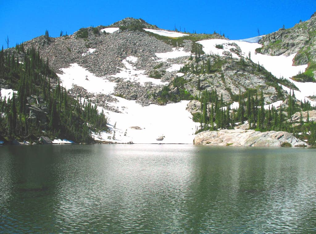 Legend Lake - Selway Crags