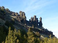 Jarbidge Hoodoos