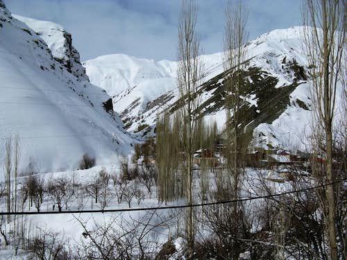 Kohne Deh Village