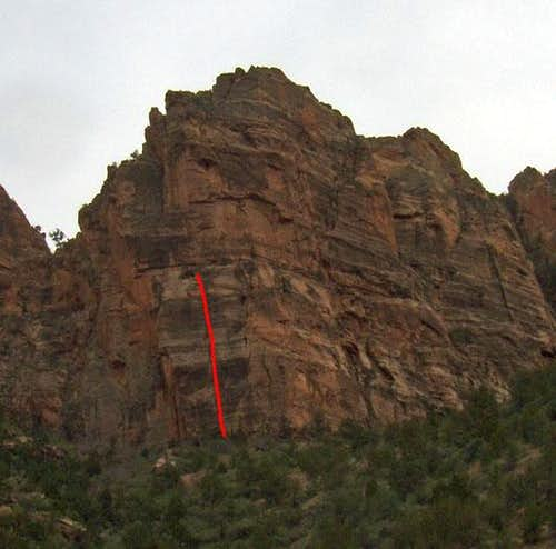 Sharks Tooth, 5.10