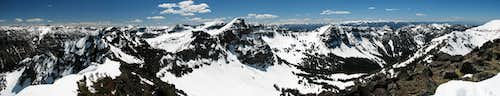 Panorama from Summit