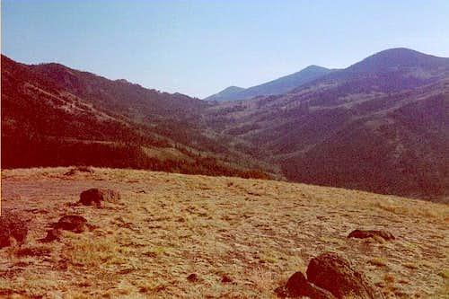 Copper Mountains, Northeast Nevada