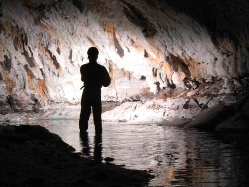 3N, the world longest salt cave